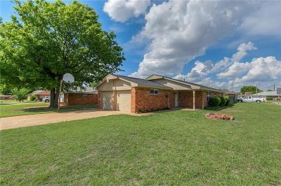 Oklahoma City Single Family Home For Sale: 6620 S Harvey Avenue