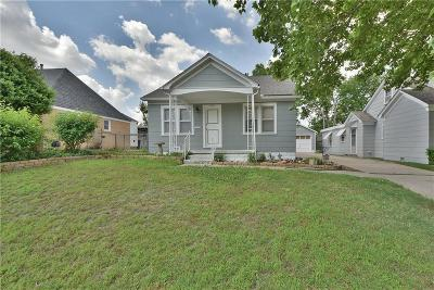 Oklahoma City Single Family Home For Sale: 3133 NW 12th Street