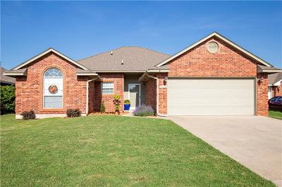 Moore OK Single Family Home Sold: $154,900