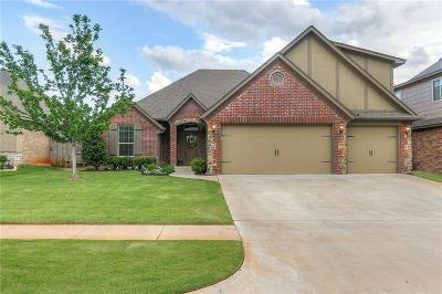 Edmond Single Family Home For Sale: 2404 NW 156th Street