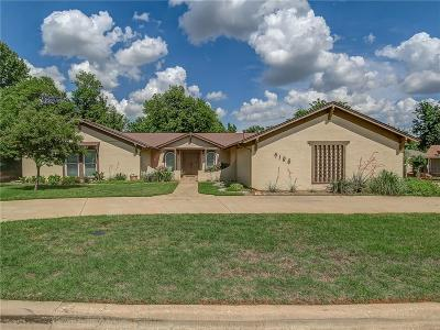 Oklahoma City Single Family Home For Sale: 9100 Lansbrook Lane