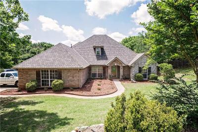 Choctaw Single Family Home For Sale: 3001 Wakefield Lane