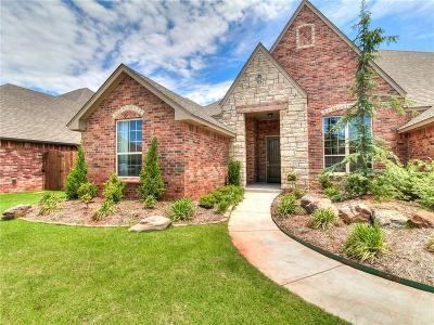 Oklahoma City Single Family Home For Sale: 14608 Doulton Circle