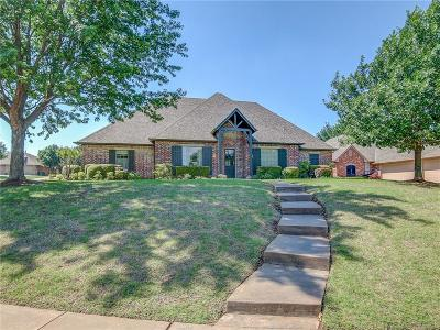 Edmond Single Family Home For Sale: 116 Lakeview Court