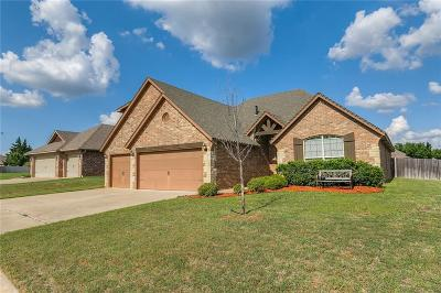 Edmond OK Single Family Home For Sale: $280,000