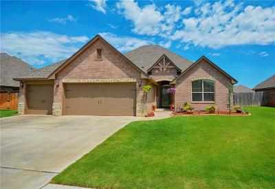 Oklahoma City Single Family Home For Sale: 12408 Stonecrest