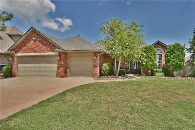 Edmond OK Single Family Home For Sale: $274,900