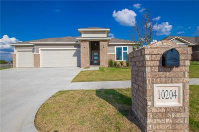 Yukon Single Family Home For Sale: 10204 Glover River Drive