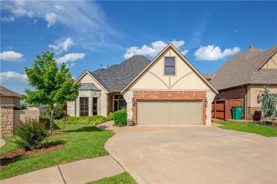 Edmond Single Family Home For Sale: 16616 Little Leaf Lane
