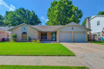Norman Single Family Home For Sale: 1608 Cambridge
