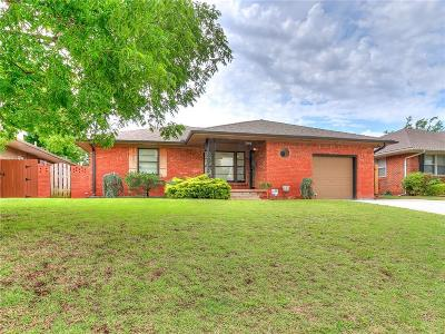 Oklahoma City Single Family Home For Sale: 426 NW 46th Street