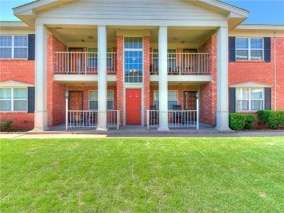 Oklahoma City Condo/Townhouse For Sale: 6101 N 18 Brookline