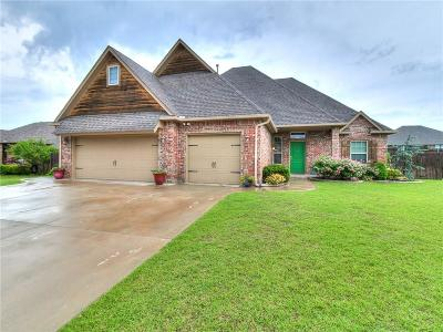 Choctaw Single Family Home For Sale: 15246 Fox Hollow Road