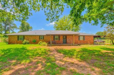 Lincoln County Single Family Home For Sale: 102037 S 3304 Road