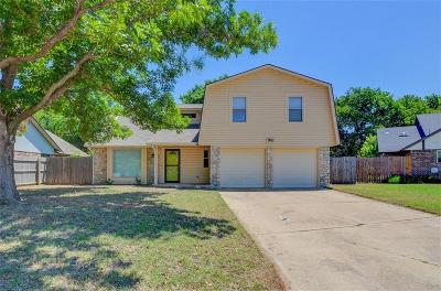 Midwest City Single Family Home For Sale: 1112 Choctaw Ridge