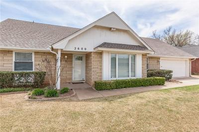 Oklahoma City Single Family Home For Sale: 2600 NW 59th Street