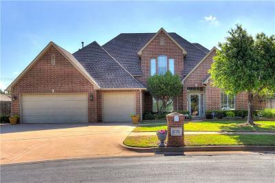 Edmond Single Family Home For Sale: 16716 Parkhurst Drive
