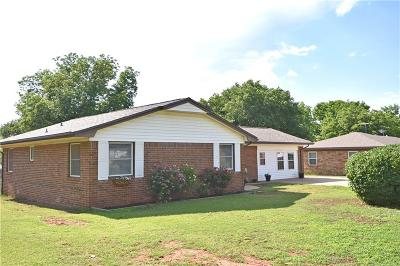 Guthrie Single Family Home For Sale: 2111 Polly Place