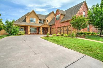 Oklahoma City OK Single Family Home For Sale: $547,500