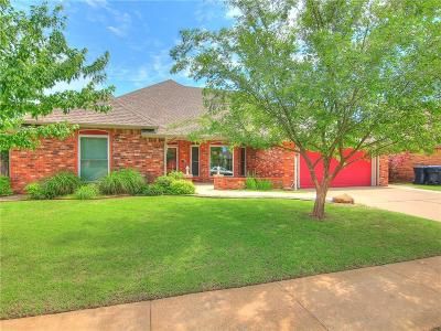 Oklahoma City Single Family Home For Sale: 1312 SW 107th Place