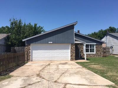 Oklahoma City Single Family Home For Sale: 815 NW 114th Street