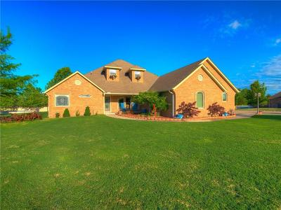 Tuttle Single Family Home For Sale: 872 County Street 2921