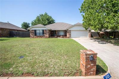 Oklahoma City Single Family Home For Sale: 8125 NW 82nd
