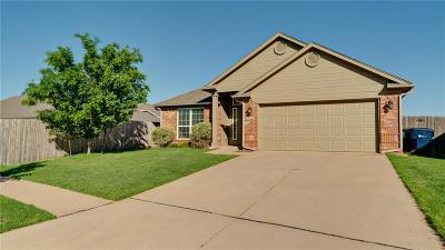 Edmond OK Single Family Home For Sale: $209,900