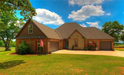 Blanchard Single Family Home For Sale: 3440 Fawn Run