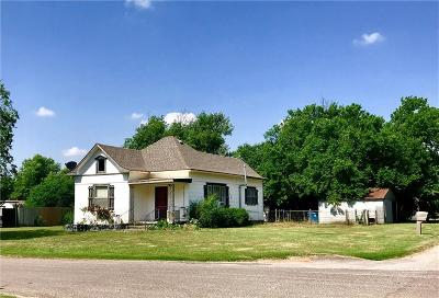 Tuttle Single Family Home For Sale: 601 SW 3rd