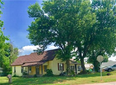 Tuttle Single Family Home For Sale: 508 1st