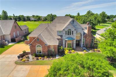 Edmond Single Family Home For Sale: 416 Heritage Boulevard