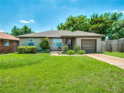 Oklahoma City Single Family Home For Sale: 4020 NW 30th Street