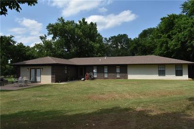 Anadarko Single Family Home For Sale: 39107 County Street 2660