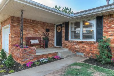 Oklahoma City Single Family Home For Sale: 3009 NW 65th Street