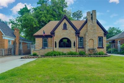 Oklahoma City Single Family Home For Sale: 2608 W Park Place