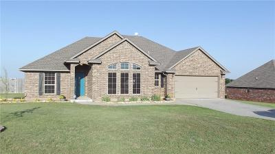 Tuttle Single Family Home For Sale: 913 County Street 2932