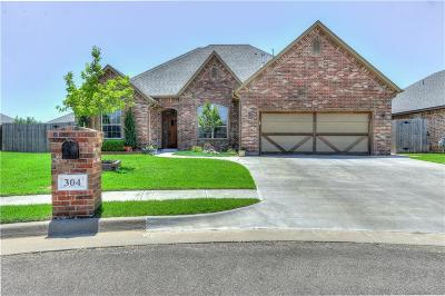 Oklahoma City Single Family Home For Sale: 304 SW 172nd Circle