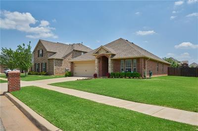 Edmond Single Family Home For Sale: 6004 NW 160th Street