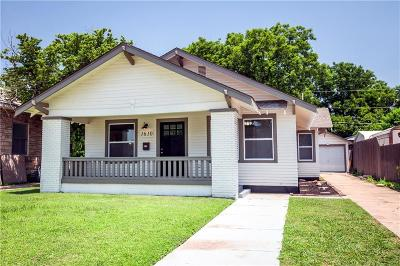 Oklahoma City Single Family Home For Sale: 1610 N McKinley Avenue