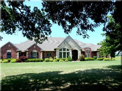 Oklahoma City Single Family Home For Sale: 11125 Vineyard Road