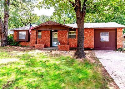 Midwest City Single Family Home For Sale: 3517 Parkwoods Lane