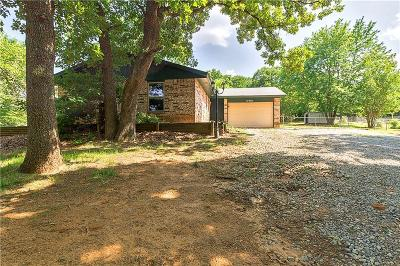 Choctaw Single Family Home For Sale: 17950 Twisted Oak