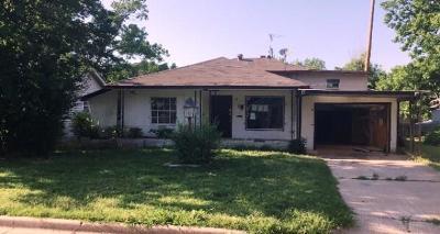 Oklahoma City Single Family Home For Sale: 1417 33rd