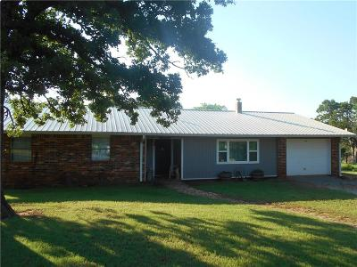 Wellston Single Family Home For Sale: 950591 S 3380