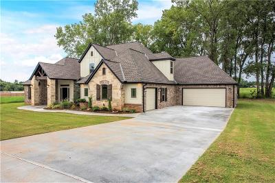 Goldsby Single Family Home For Sale: 178 Reese Lane