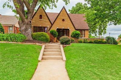 Oklahoma City Single Family Home For Sale: 501 NW 42nd Street