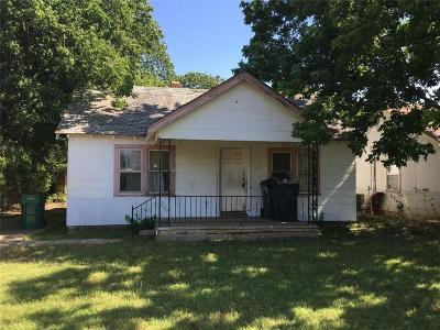 Oklahoma City Single Family Home For Sale: 2605 SW 32