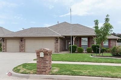 Oklahoma City Single Family Home For Sale: 8416 NW 71st