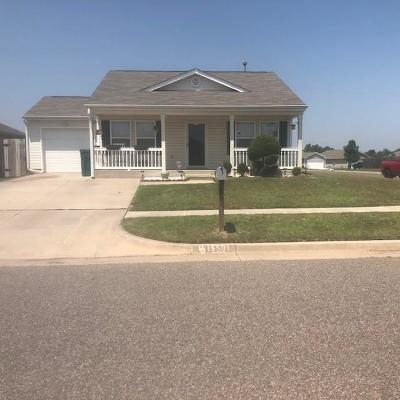 Oklahoma City Single Family Home For Sale: 15501 Ivy Hill Drive